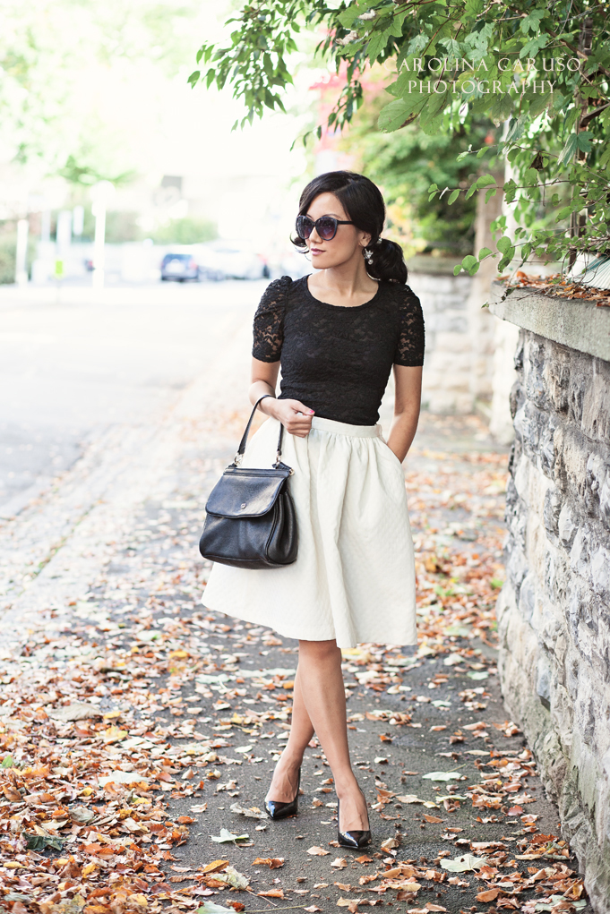 full white skirt Archives - 3 WAYS TO WEAR