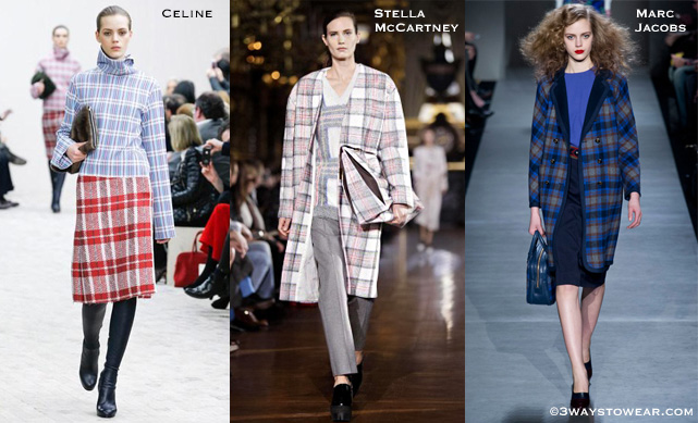 How To Wear Plaid In A Chic Way by 3 Ways To Wear