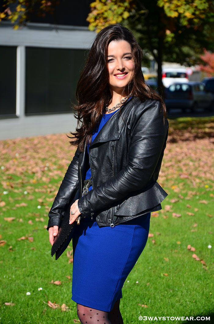 How To Wear Leather Jackets by 3 Ways To Wear