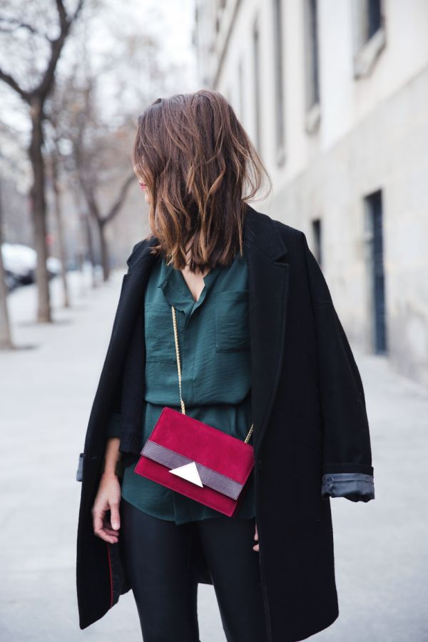 How To Wear Hunter Green by 3 Ways To Wear